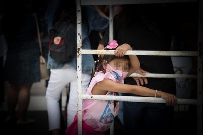 Rechazan proyecto de asistencia a los niños huérfanos por la pandemia