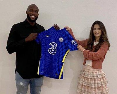 Romelu Lukaku es nuevo jugador del Chelsea