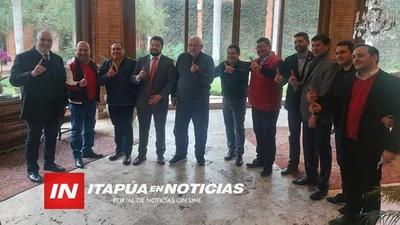 POLÍTICA: UNIDAD REAL DE EQUIPO CONCORDIA COLORADA DE CARA A LAS MUNICIPALES.
