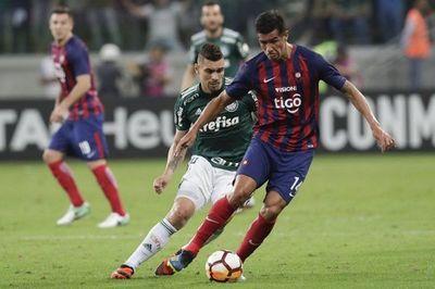 Cerro vence al Palmeiras, pero no le alcanza para la hazaña