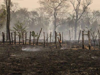 Exhortan a evitar quemas en zonas urbanas y rurales ante probabilidades de incendios