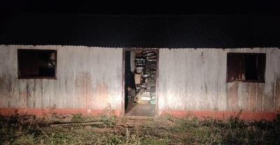 Itapúa: Detienen a una persona e incautan más de 6000 kg de supuesta marihuana