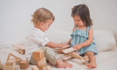 Moda infantil: La pequeña gran elegancia