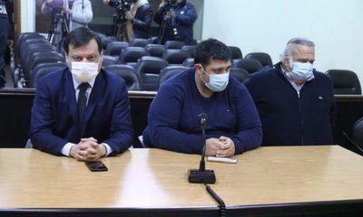 Justicia condena al exsenador colorado Óscar González Daher y a su hijo a 7 y 8 años de cárcel – Diario TNPRESS