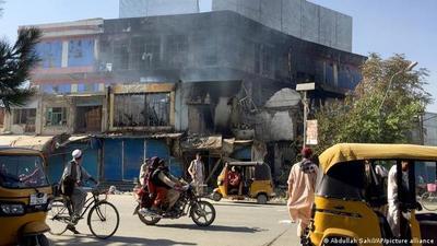 Gobierno afgano ofrece a los talibanes compartir el poder