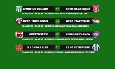 Domingo se juegan los partidos de ida de los cuartos de final