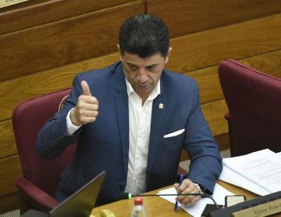 """Ríos afirma que una de las comisiones creadas para investigar secuestros y vínculos políticos """"no sirve para nada"""""""