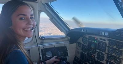 [VIDEO] Ana Paula Céspedes, una aventurera que hizo realidad sus sueños