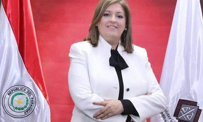 """Sandra Quiñónez destaca """"condena ejemplar"""" de González Daher y su hijo"""