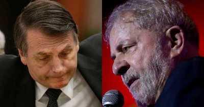 "Lula dispara contra Bolsonaro: ""Brasil no merece ser gobernado por un genocida"""