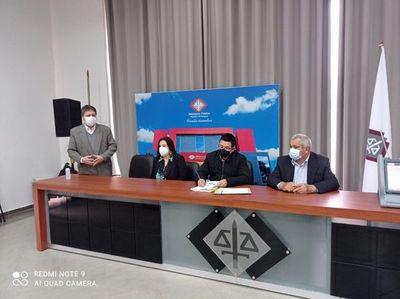 Funcionarios de la Justicia Electoral participaron de un curso de capacitación