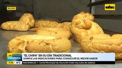 """Hoy es el Día de la Chipa, nuestro """"pan sagrado"""""""