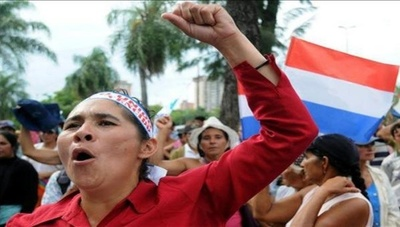 Campesinos se declaran en movilización permanente hasta que Gobierno cumpla
