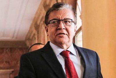 Fiscalía investigará a Nicanor Duarte Frutos por desacato