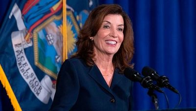 Kathy Hochul, la reemplazante de Andrew Cuomo, buscará la reelección en 2022