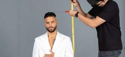Maluma tendrá su figura de cera en el museo Madame Tussauds de Orlando