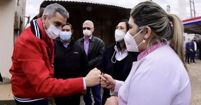 """La Nación / Tercer año de gobierno: """"Mucho hicimos mal, pero algo hicimos"""", afirma Mario Abdo"""
