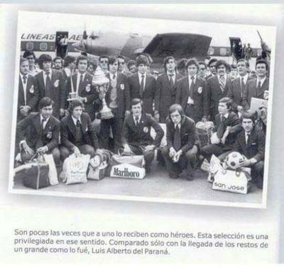 A 45 años del subcampeonato mundial Universitario