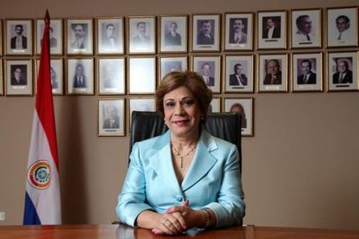 Gladys Bareiro, ministra de la Corte, estaría hospitalizada grave por cuadro de peritonitis