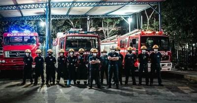 La Nación / Gran Paellada: bomberos buscan recaudar fondos para reparar sus móviles caídos