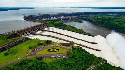 ITAIPU TRANSFIRIÓ USD 255,8 MILLONES AL  ESTADO PARAGUAYO EN EL PRIMER SEMESTRE