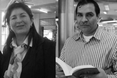 Javier Viveros y Limpia Esteche, nuevos académicos de número de la APARLE