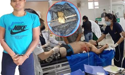 Cae con drogas el bandido que hirió a un agente policial durante asalto en Km 10 – Diario TNPRESS