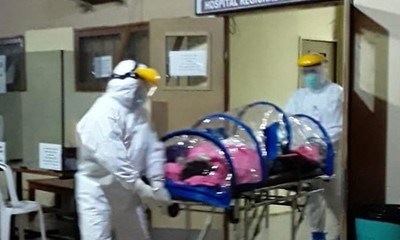 Tres años de gestión: Mario Abdo Benítez señala lo difícil de llevar 15.000 muertos sobre sus hombros