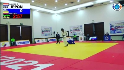 ¡Histórico! Paraguayo se consagra como primer BI Campeón Panamericano de Judo del país