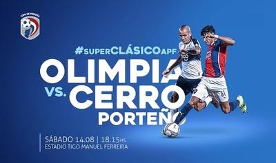 ¿Cómo está el historial de partidos entre Olimpia y Cerro Porteño?