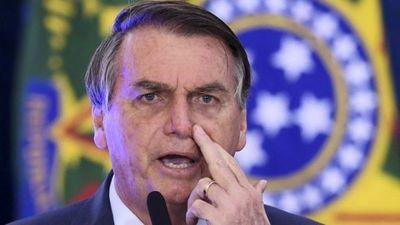Bolsonaro pedirá al Congreso que destituya a dos jueces que fallaron en su contra