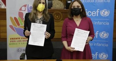 La Nación / Defensa Pública enlazará a su web el monitoreo legislativo de los derechos de niños y adolescentes
