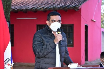 «El cambio está llegando a Santiago Misiones», dice Melchor Medina