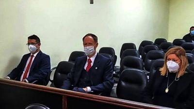 Varias especulaciones dejó la presencia del asesor de EEUU en juicio