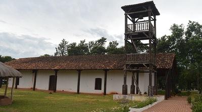 Templo de San Joaquín: iniciarán las tareas de salvaguardia