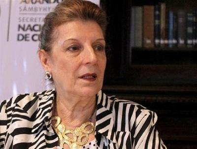 """Mabel Causarano: """"Debemos aceptar que la recuperación de Asunción no es prioridad para autoridades"""""""
