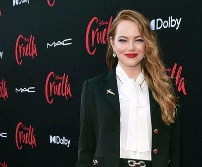 Disney confirma que Emma Stone seguirá en Cruella 2