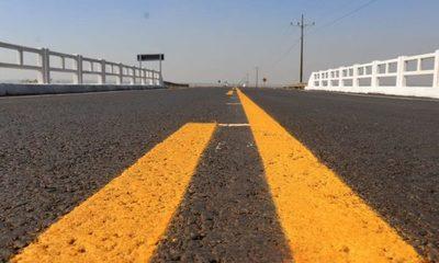 Superan 2.380 km de ruta asfaltada en tres años de gestión, según MOPC