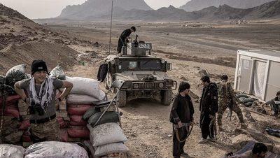 """El gobierno afgano hará una """"transferencia pacífica del poder"""""""