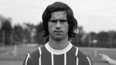 Murió el Torpedo Gerd Müller