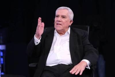 """Galeano Perrone: """"El modelo de gestión de Mario Abdo Benítez es muy flojo"""""""