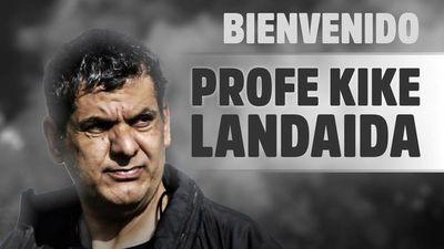 Olimpia presenta a Enrique Landaida