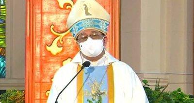 """Obispo de Caacupé: """"Las niñas y los niños necesitan políticas públicas de protección"""""""