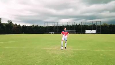 A lo PSG con Messi: así Fortaleza presentó a su nuevo refuerzo