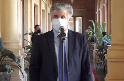 """Ministro del Interior: """"Estamos conscientes de que hay mucho por hacer"""""""