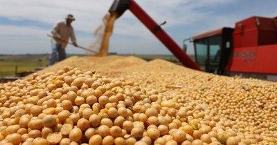 La Nación / Baja demanda mundial de la soja provocó ajustes en los precios