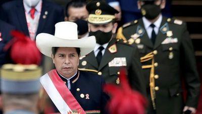 Pedro Castillo, presidente con mayor desaprobación