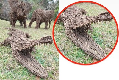 Crónica / Tobateños crean animales con el ¡ysypo!