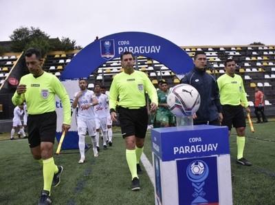 Autoridades para la semana 4 de la Copa Paraguay
