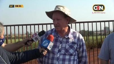 Familia de secuestrada brindó conferencia de prensa